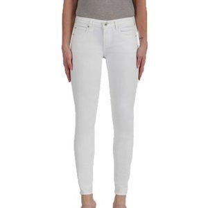 Articles of Society White Skinny Mid Rise Jeans 26